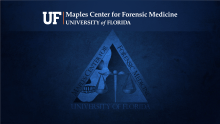 Zoom Virtual Background - Blue Maples Center for Forensic Medicine Zoom Background